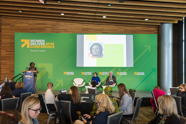 Naana Opoku-Agyemang, Integration Matters: Advancing the Lives of Girls and Women through Holistic Programming - Concurrent Session WD2019