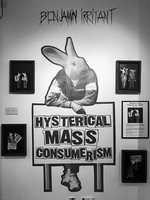 Benjamin Irritant - Hysterical Mass Consumerism