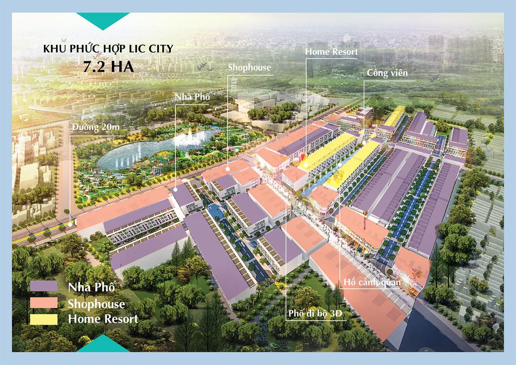 Lic City Phú Mỹ