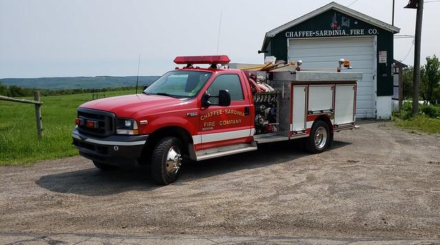Fire Apparatus 2019