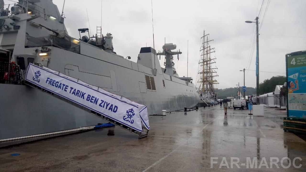 Participation de la frégate Tarik Ben Ziyad à l'Armada de Rouen 2019 48010457978_2ea8dc7252_o
