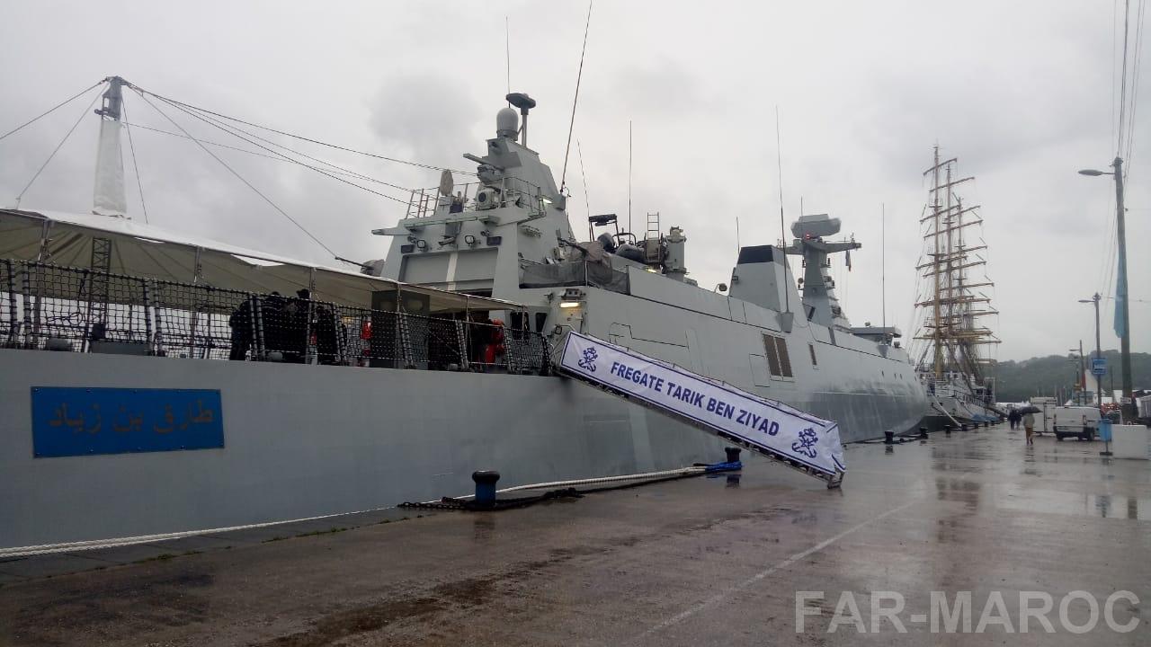 Participation de la frégate Tarik Ben Ziyad à l'Armada de Rouen 2019 48010458188_262212fbc1_o