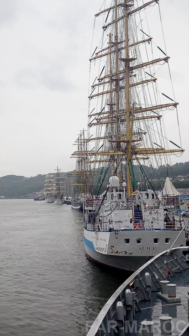 Participation de la frégate Tarik Ben Ziyad à l'Armada de Rouen 2019 48010458913_909c3bc0e9_o