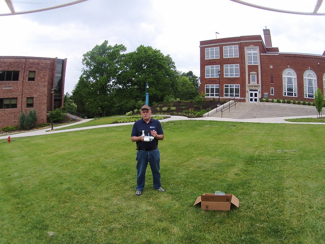 Class of 58 Drone Pictures