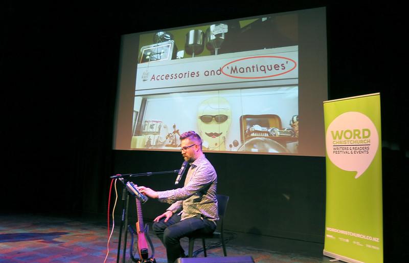 The Allusionist Live - Martin Austwick
