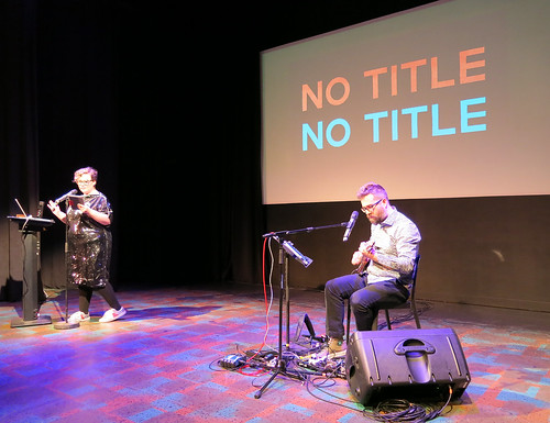 The Allusionist Live - Helen Zaltzman and Martin Austwick. WORD Christchurch Autumn Season. Wednesday 22 May 2019. Flickr 2019-05-22-IMG_5374