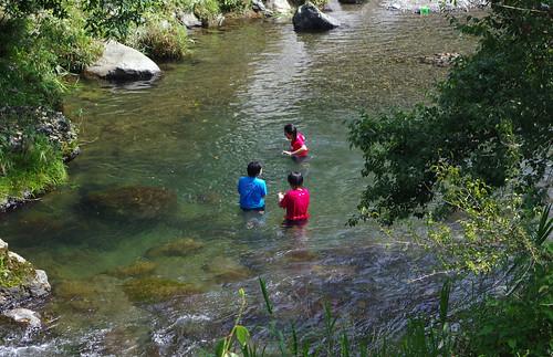 japan kyushu kumamoto yatsushiro toyomachi toyoson river