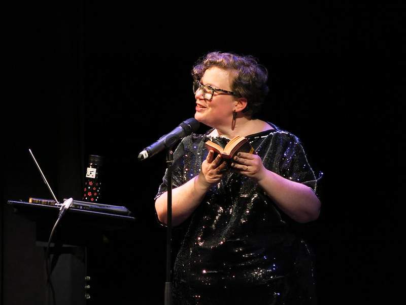 The Allusionist Live - Helen Zaltzman