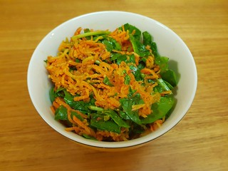 Apple Slaw with Goji Dressing