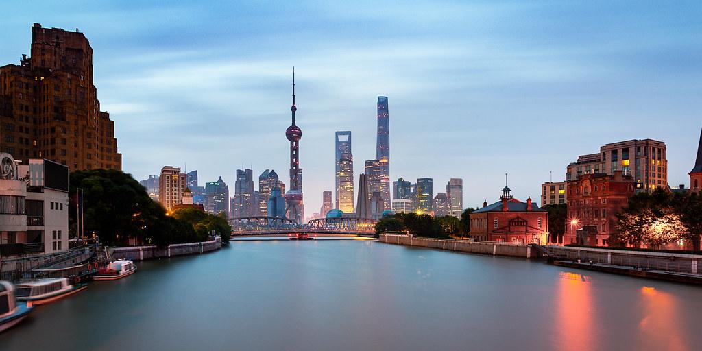 P0000616 Shanghai Sunrise - 06-Jun-2019