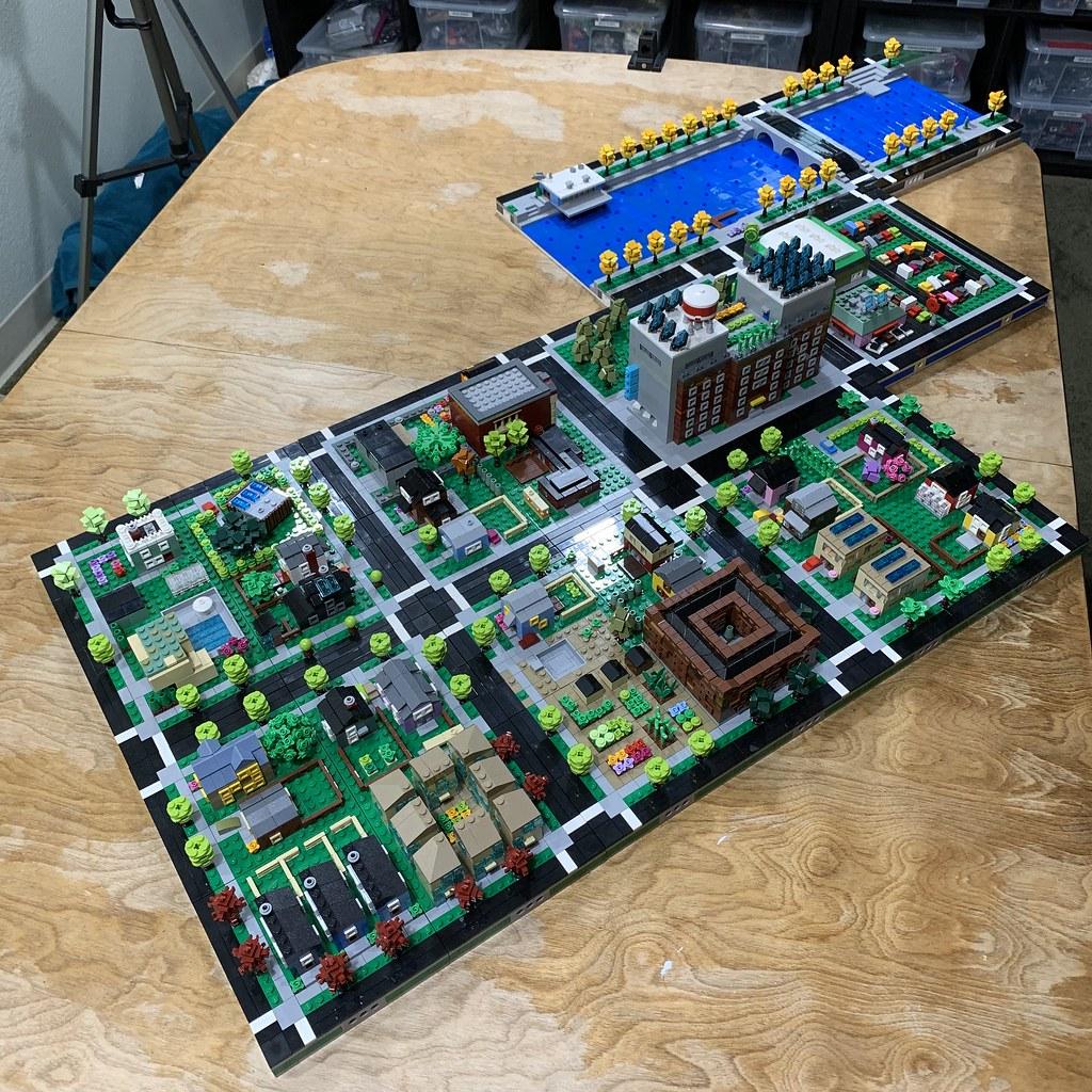 Micropolis Layout WIP