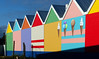 Riviera Ice Cream Parlour. Lakes Entrance. by Bernard Spragg