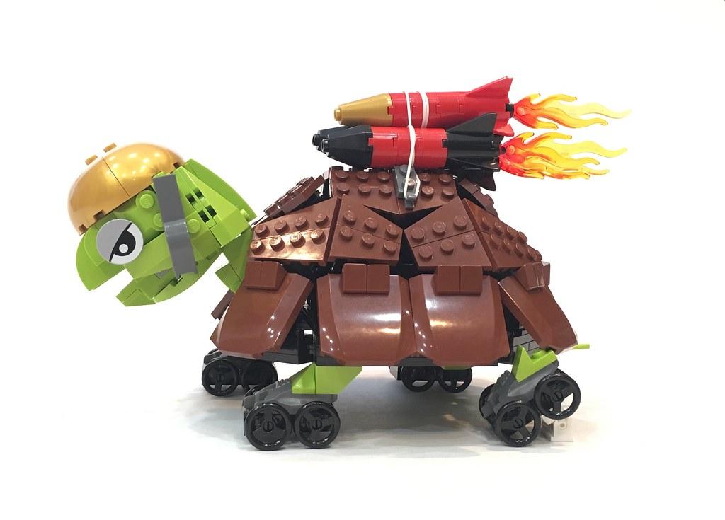 Speedy Tortoise