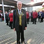 Veteranenehrung ins Altishofen: CISM-Veteran Hans Wallimann (24.05.2019)