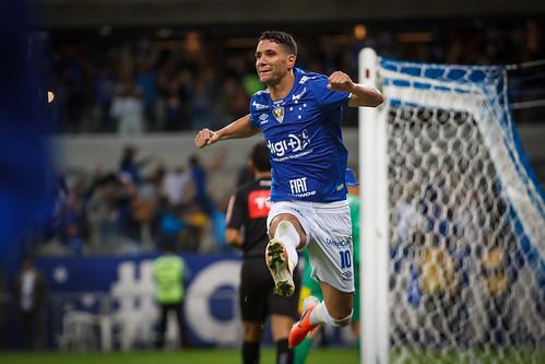 Fluminense 2 x 2 Cruzeiro 05/06/2019