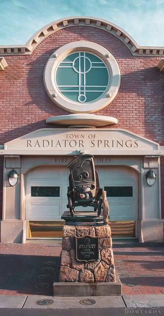 Town of Radiator Springs