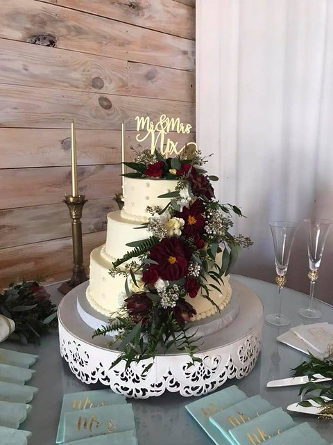 Cake by Simply Southern Bakery