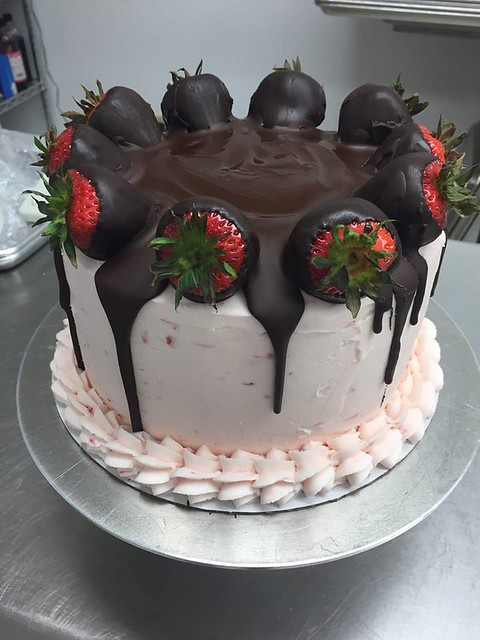 Cake by Ruby's Bakery