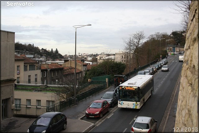 Heuliez Bus GX 327 - RTP (Régie des Transports Poitevins) / Vitalis n°239