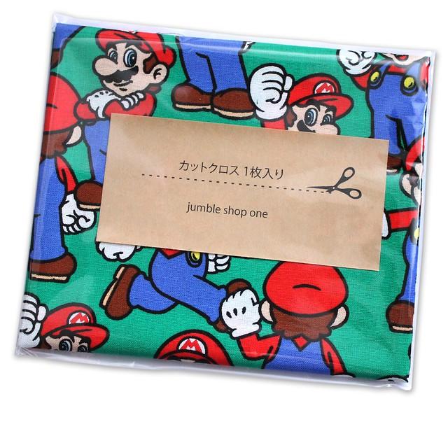 カットクロス Springs Creative Super Mario 66798 Packed Mario