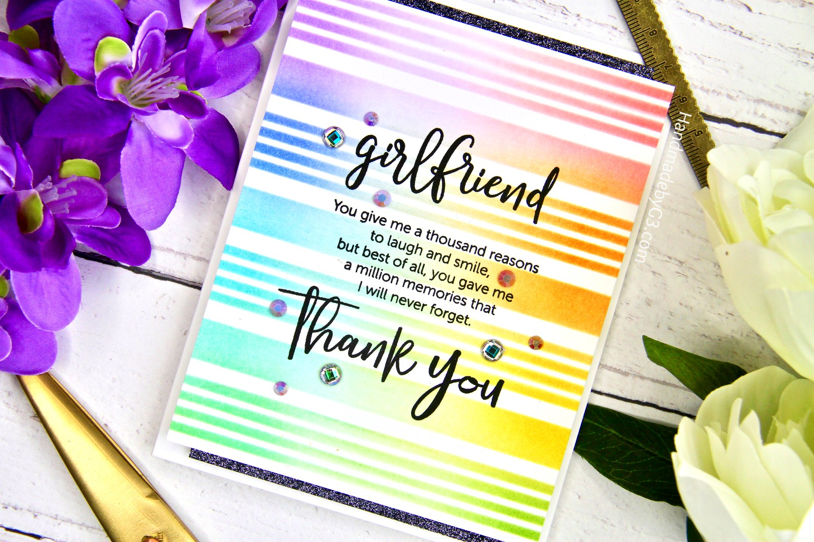 SSS Girlfriend card