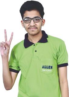 Nalin Khandelwal NEET Topper 2019