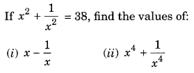 Algebraic Expressions and Identities NCERT Extra Questions for Class 8 Maths Q17