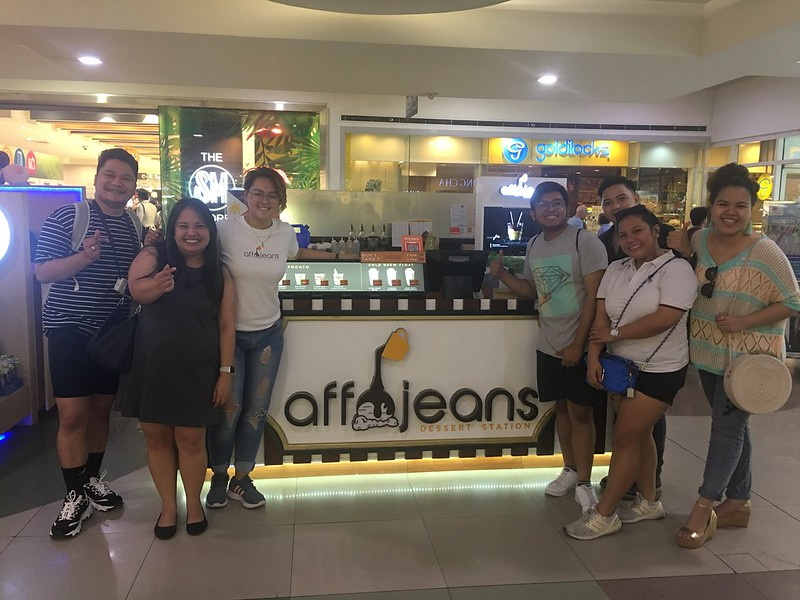 Affojeans, SM North EDSA