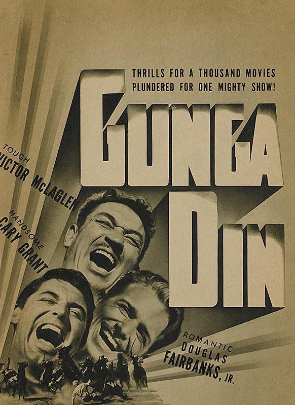 Gunga Din - Poster 15