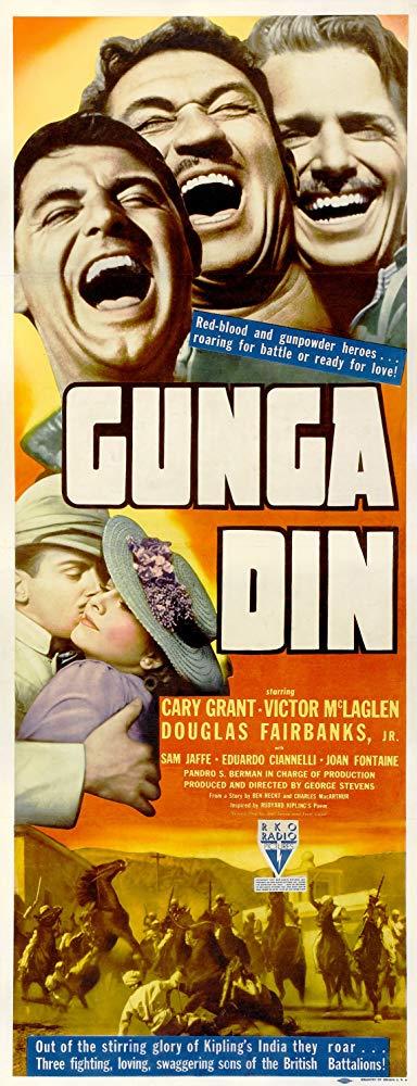 Gunga Din - Poster 14