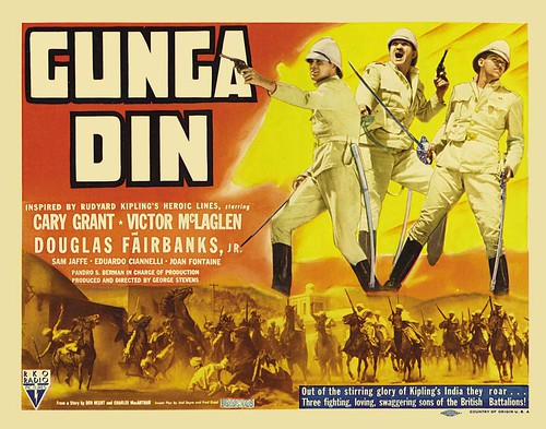 Gunga Din - Poster 1