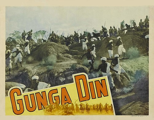 Gunga Din - Lobbycard 3
