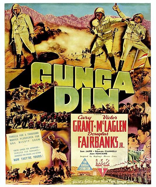 Gunga Din - Poster 6