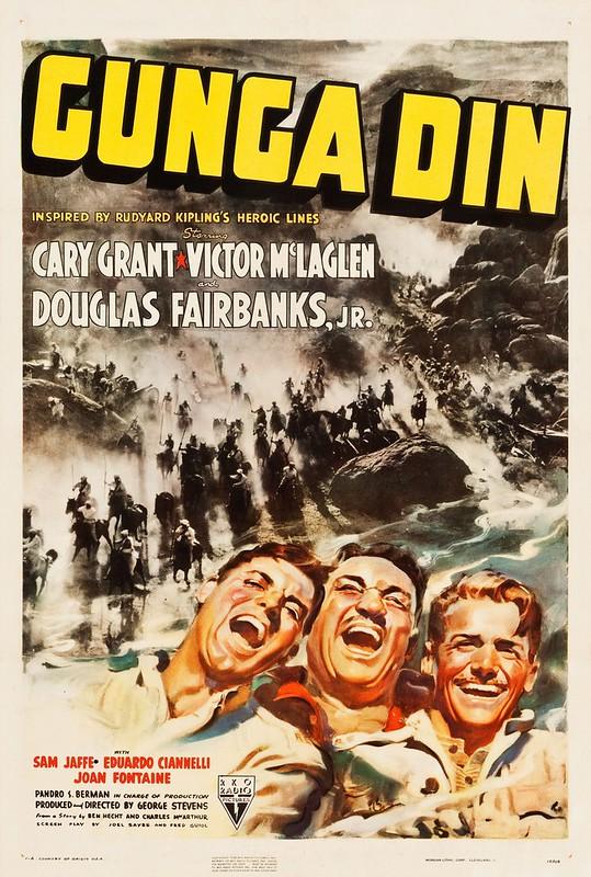 Gunga Din - Poster 2