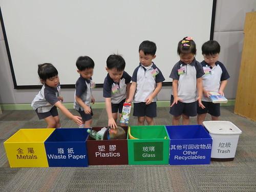 6/6/2019參觀粉嶺環境資源中心