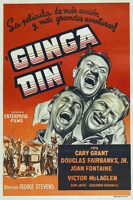 Gunga Din - Poster 16