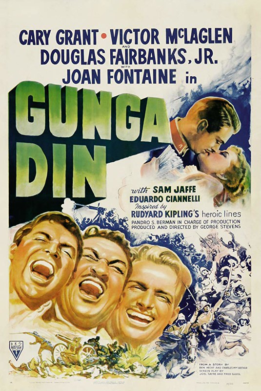 Gunga Din - Poster 13