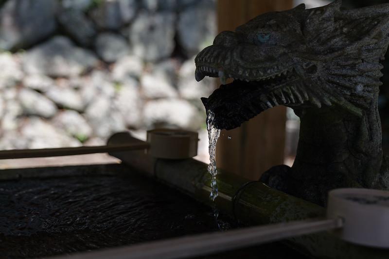 Dragon's mouth