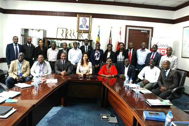 Seminar on assessing the implementation of the EOIR standard by Kenya