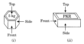 Visualising Solid Shapes NCERT Extra Questions for Class 8 Maths Q6