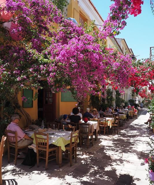 Tavern at Nafplio, Greece