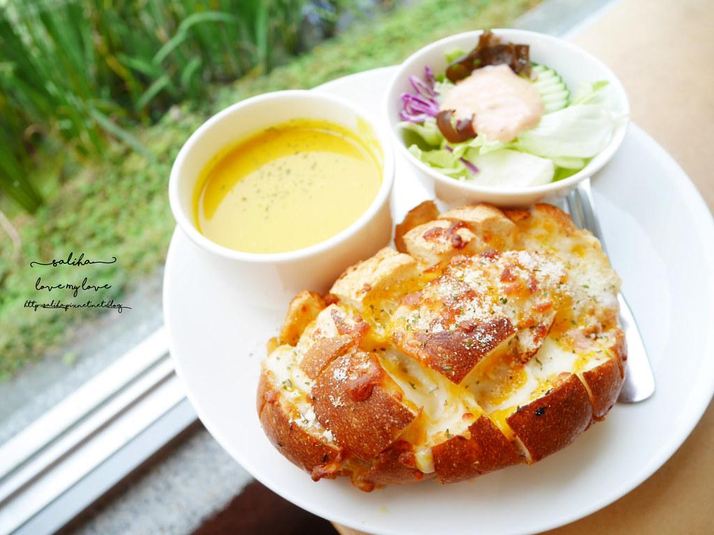 彰化田尾一日遊景點菁芳園下午茶咖啡餐點推薦 (2)