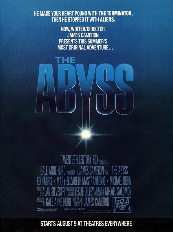 The Abyss - Poster 1
