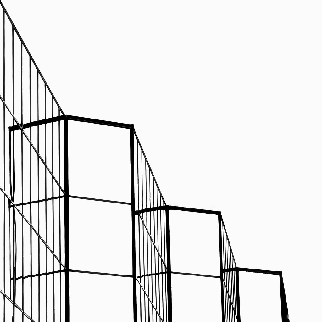 Geometric Architectural Abstract