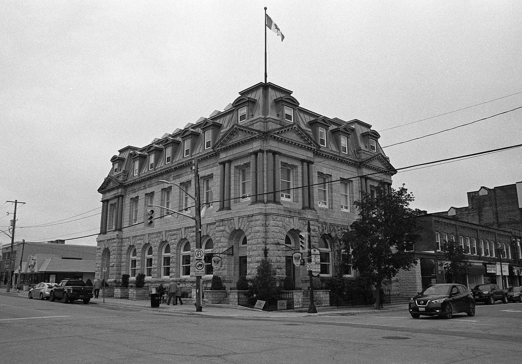 FRB No. 47 - Derev Pan 200 - Roll No. 1 (Kodak D-76)