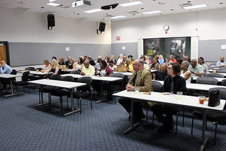 Tue, 2019-05-28 06:49 - Attendees enjoy the first screener event for 'Beyond Barbados: The Carolina Connection' in Columbia, S.C. on June 3, 2019.