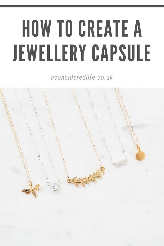 A Jewellery Capsule Collection