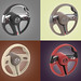 NE Miata steering wheels- color & trim ideation