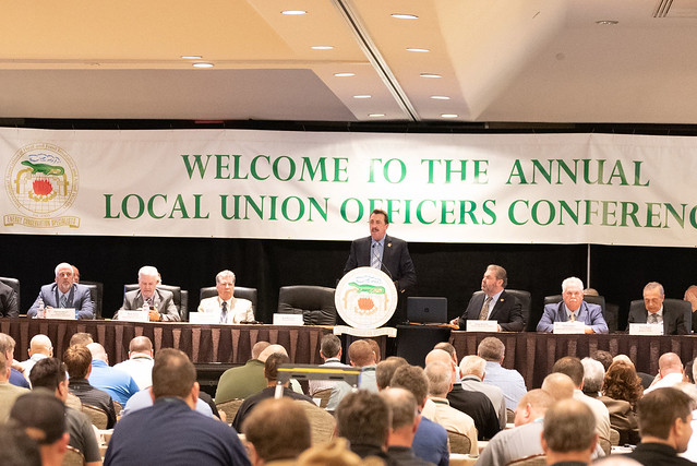 2019 Local Union Officers Meeting