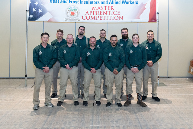 2019 Master Apprentice Competition